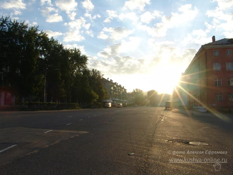 Фото дня от 28 июля 2008 г. г. Автор: Алексей Ефремов