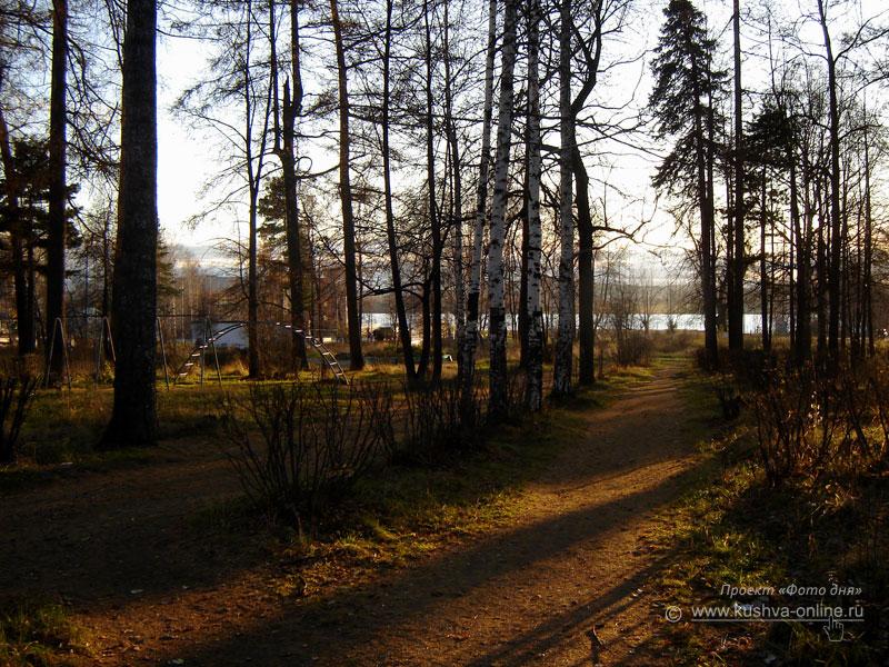 Фото дня от 28 октября 2008 г. г. Автор: Александр Скрябин