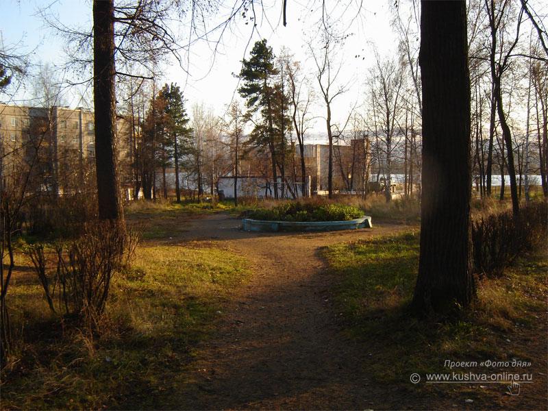 Фото дня от 29 октября 2008 г. г. Автор: Александр Скрябин