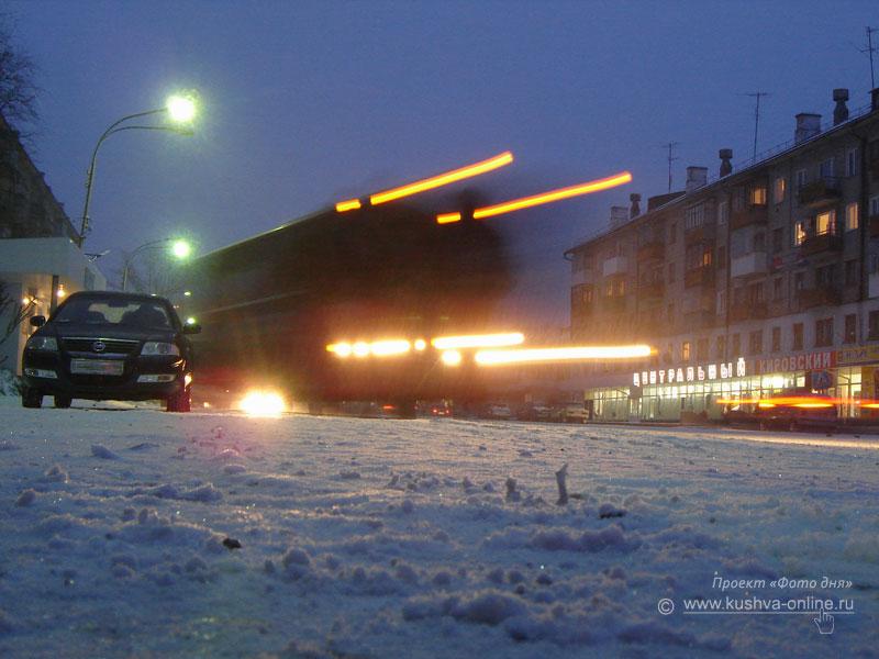 Фото дня от 11 ноября 2008 г. г. Автор: Александр Скрябин