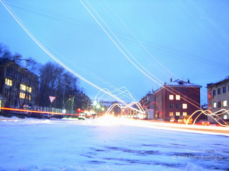 Фото дня от 12 ноября 2008 г. г. Автор: Александр Скрябин