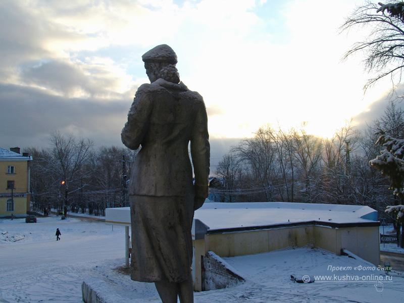 Фото дня от 27 ноября 2008 г. г. Автор: Александр Скрябин