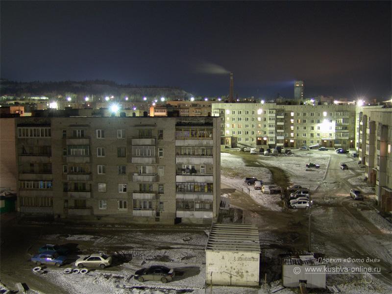 Фото дня от 1 декабря 2008 г. г. Автор: Александр Скрябин