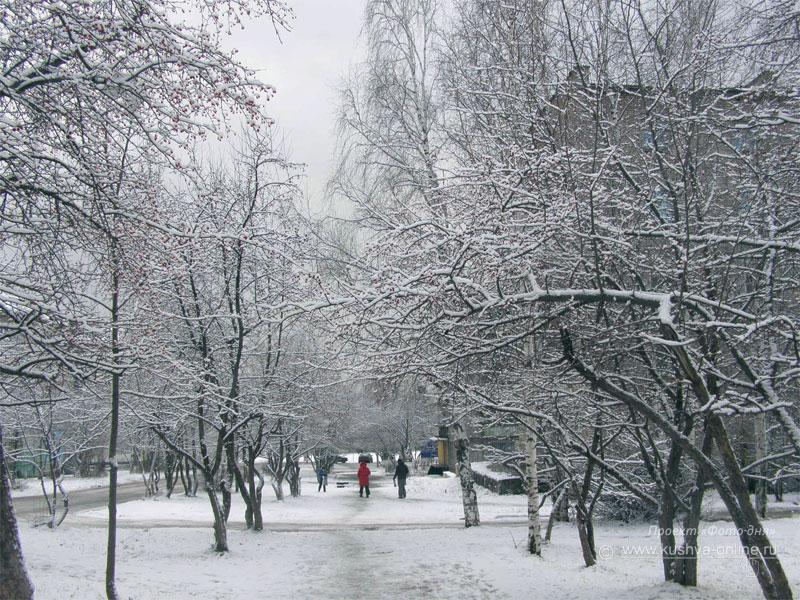 Фото дня от 3 декабря 2008 г. г. Автор: Луиза Садкова