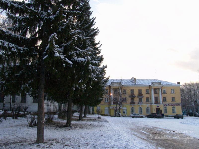 Фото дня от 9 декабря 2008 г. г. Автор: Александр Скрябин