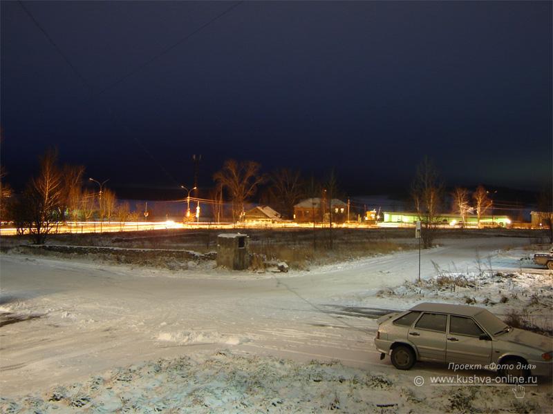Фото дня от 13 декабря 2008 г. г. Автор: Александр Скрябин