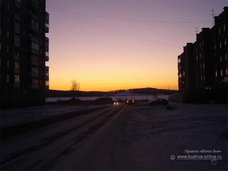Фото дня от 17 декабря 2008 г. г. Автор: Александр Скрябин