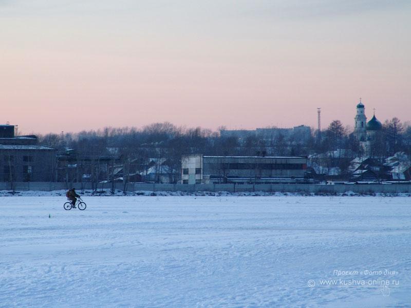 Фото дня от 22 декабря 2008 г. г. Автор: Александр Скрябин