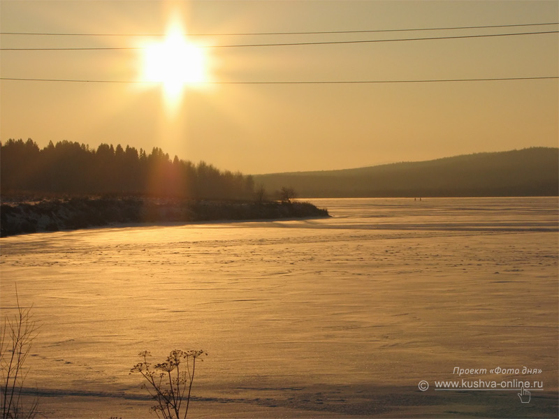 Фото дня от 24 декабря 2008 г. г. Автор: Евгений Панькин
