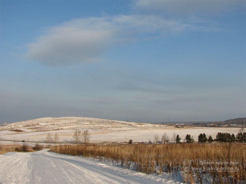 Фото дня от 23 января 2009 г. г. Автор: Евгений Панькин