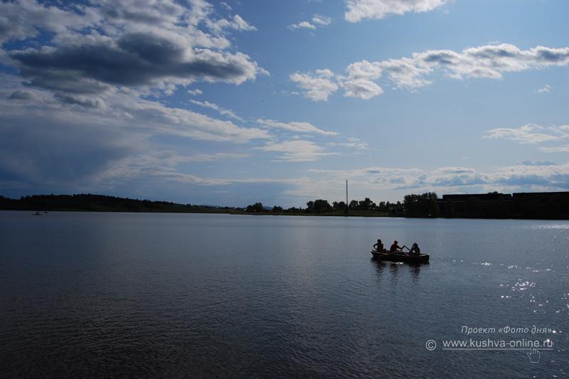 Фото дня от 31 июля 2009 г. г. Автор: Александр Скрябин