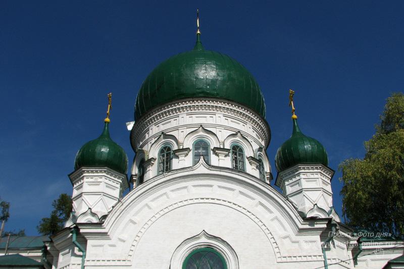 Фото дня от 29 сентября 2009 г. г. Автор: Евгений Панькин