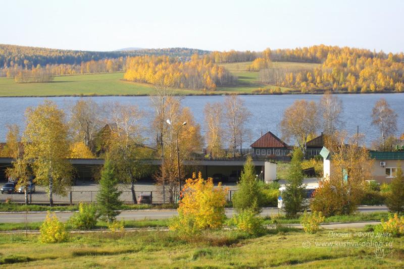 Фото дня от 6 октября 2009 г. г. Автор: Луиза Садкова