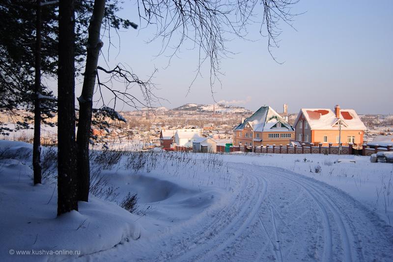 Фото дня от 3 января 2010 г. г. Автор: Александр Скрябин