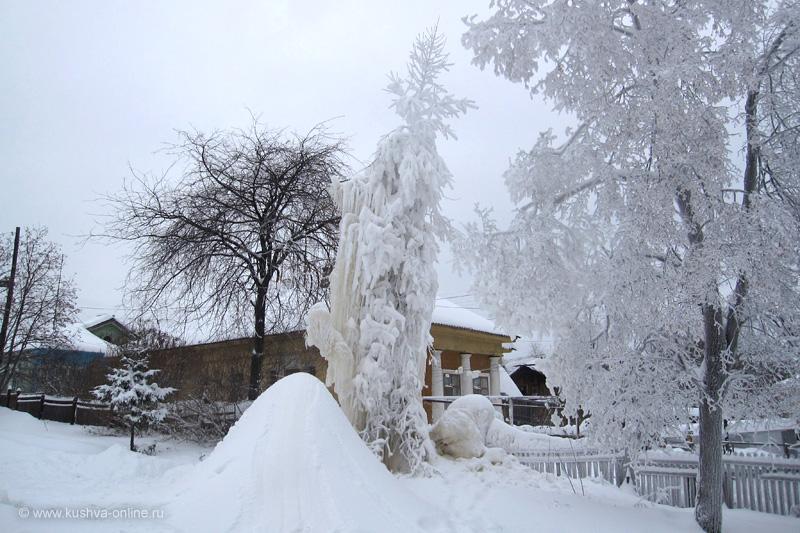 Фото дня от 5 января 2010 г. г. Автор: Луиза Садкова