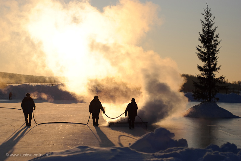 Фото дня от 17 января 2010 г. г. Автор: Александр Скрябин