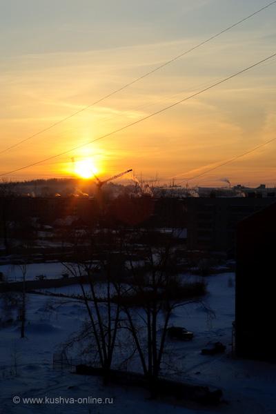 Фото дня от 9 марта 2010 г. г. Автор: Александр Скрябин