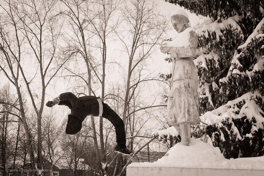 Фото дня от 2 декабря 2010 г. г. Автор: Александр Скрябин