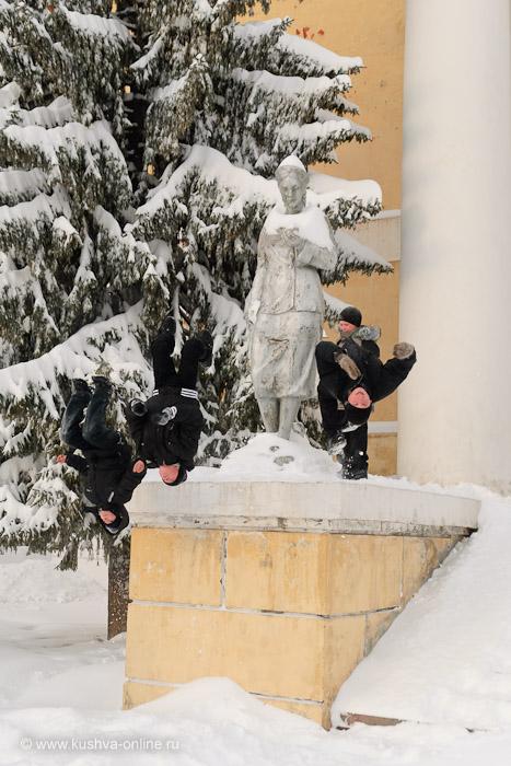 Фото дня от 5 декабря 2010 г. г. Автор: Александр Скрябин