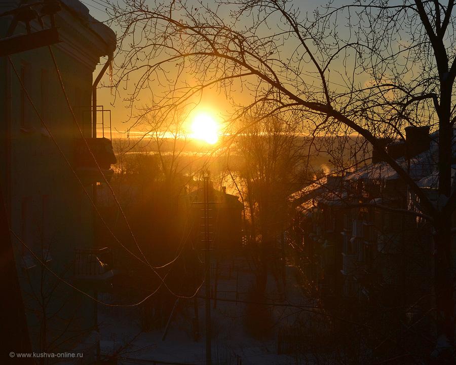 Фото дня от 5 января 2011 г. г. Автор: Ксюша Фирсова