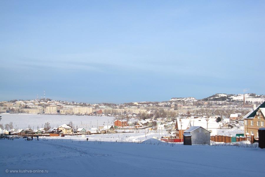 Фото дня от 18 января 2011 г. г. Автор: Луиза Садкова