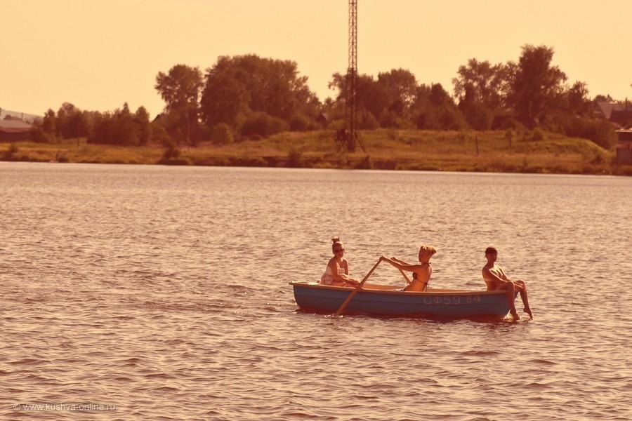 Фото дня от 25 июля 2011 г. г. Автор: Александр Скрябин