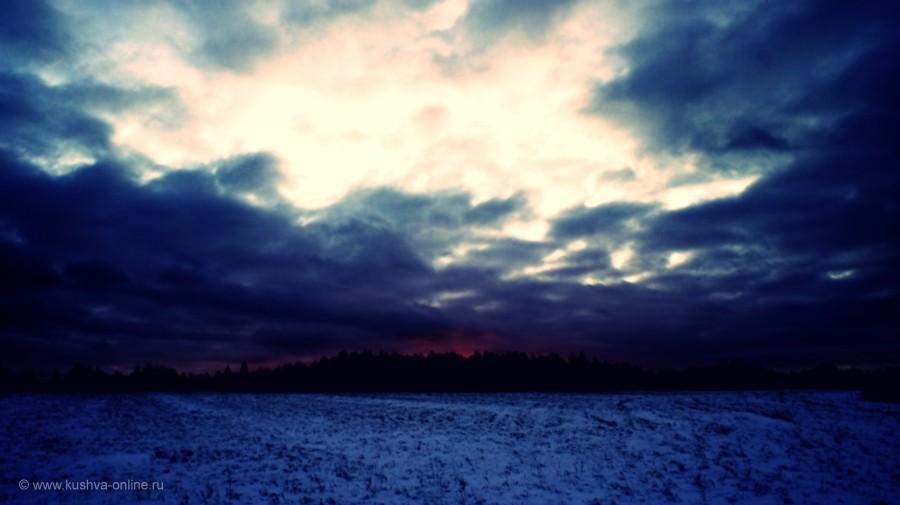 Фото дня от 1 декабря 2011 г. г. Автор: Frostbite