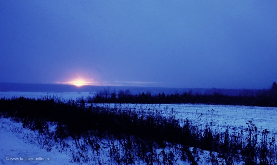 Фото дня от 18 ноября 2011 г. г. Автор: Frostbite