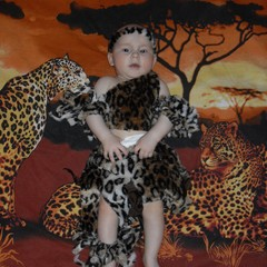 Артёмка - наш маленький дикарёнок (6 мес.) © Ирина
