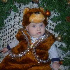 Мой Медвежонок Кирюша, 6 мес. © Широбокова Оксана