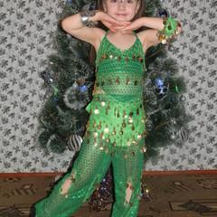 Викуля - индийская принцесса, возраст 5 лет. © Гаёва Татьяна Олеговна