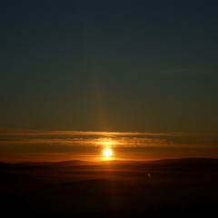 Закат в пустыне © Troj@n