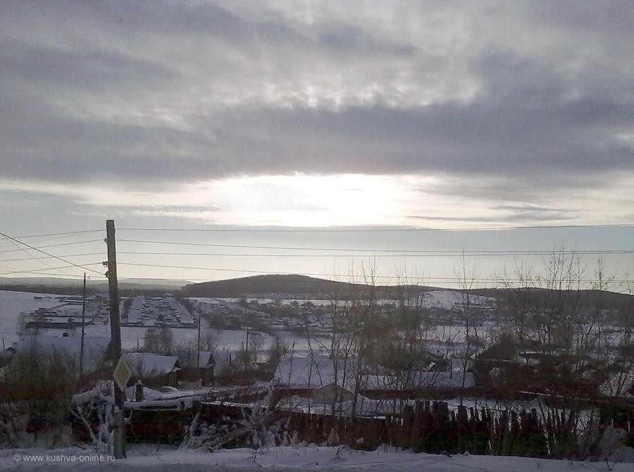 Фото дня от 19 января 2012 г. г. Автор: Александр Меньщиков