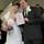 С годовщиной Артема и Алену Керешун!!!!  Сегодня у вас годовщина,  Тот день, когда стали родными!  Жених стал счастливым мужчиной,  Невеста уж мама отныне! © Керешун