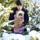 Настена Кузнецова с любимым папулей Андреем © Кузнецова Яна
