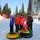 """""""Всей семьей мы ездили на большие горки. Нам всегда весело!"""", Гора Белая, 2012 год © Мартынова Анастасия, 3 года, МКДОУ № 30"""