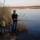 Всей семьёй мы ходим на рыбалку. На фото Коваленко Сергей (5 лет) ДОУ № 9 с папой. © Коваленко Светлана