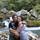 Небольшая, но быстрая речушка в высоких горах кавказа на высоте 500 м над уровнем моря, поросших растительностью. Вода скользит по камням и скалам.....   Это очень захватывающее зрелище! © Бурякова Екатерина