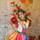 Коломбина так игрива, весела.  Коломбина снова голову вскружила.  Одурачила Пьеро, с ума свела.  Сердце в дребезги романтику разбила! © Логинова Марина