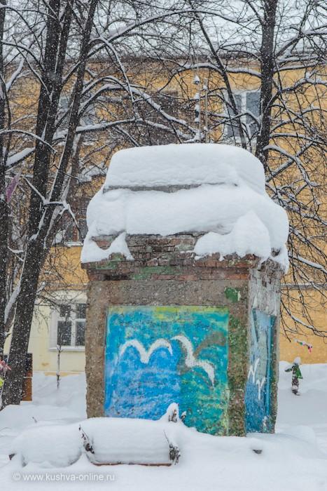 Фото дня от 10 декабря 2012 г. г. Автор: Александр Скрябин
