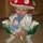 Гриб мухамор!  Одна из семейных традиций- изготавливать новогодние костюмы! Поэтому мы решили удивить всех этим весёлым, красивым и красочным грибочком! На фото: сын Котельников Данил - 5 лет. © Котельникова Александра Вилорьевна