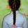 """Девочка на фото Александра Александрова, 6.5 лет, детский сад № 32. Когда узнали о проведении конкурса """"Коса - девичья краса"""" , решили принять в нем участие. © Елена Александрова"""