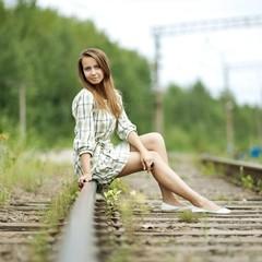 Всем привет:) Мне 19 лет. Эта фотография была сделана в один из жарких летних дней :) Очень жду тепла и лета! © Смирнова Марина