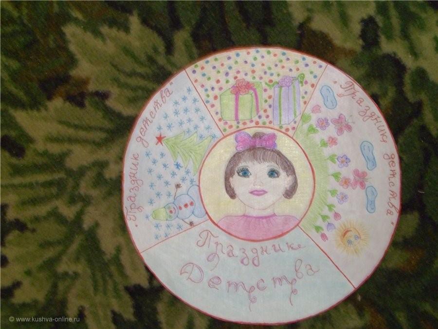 Счастливая карусель детства © Брагина Аня с мамой, МКДОУ №62, младшая группа