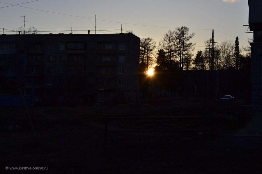 Фото дня от 4 мая 2013 г. г. Автор: Ульяна Лубнина