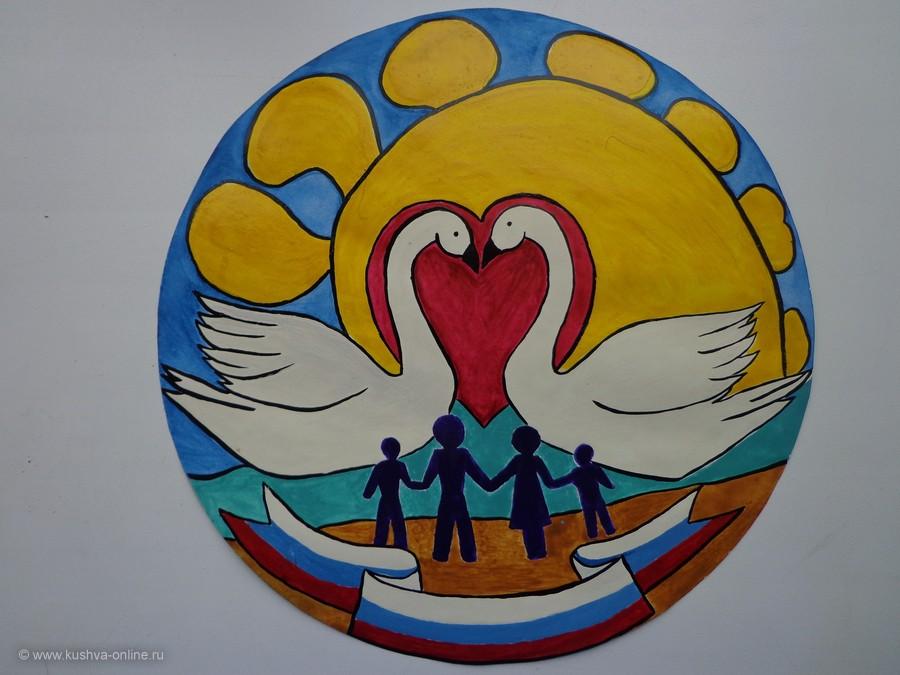 Пусть мама и папа -  Два сердца горячих,   В сердцах наших детских   Будут ВСЕГДА!!! © Семья Терехова Арсения, 4 года мл.гр. МКДОУ №62