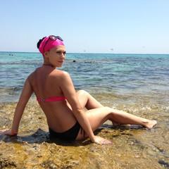 Июнь....Море...Солнце....Песок.....- СОЛНЕЧНЫЙ КИПР! © Ольга Ефремова