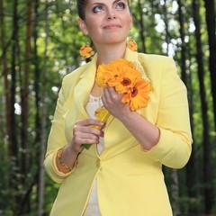 Ставрова Таня, 28 лет, Фотограф: Елена Граф. © Татьяна Ставрова