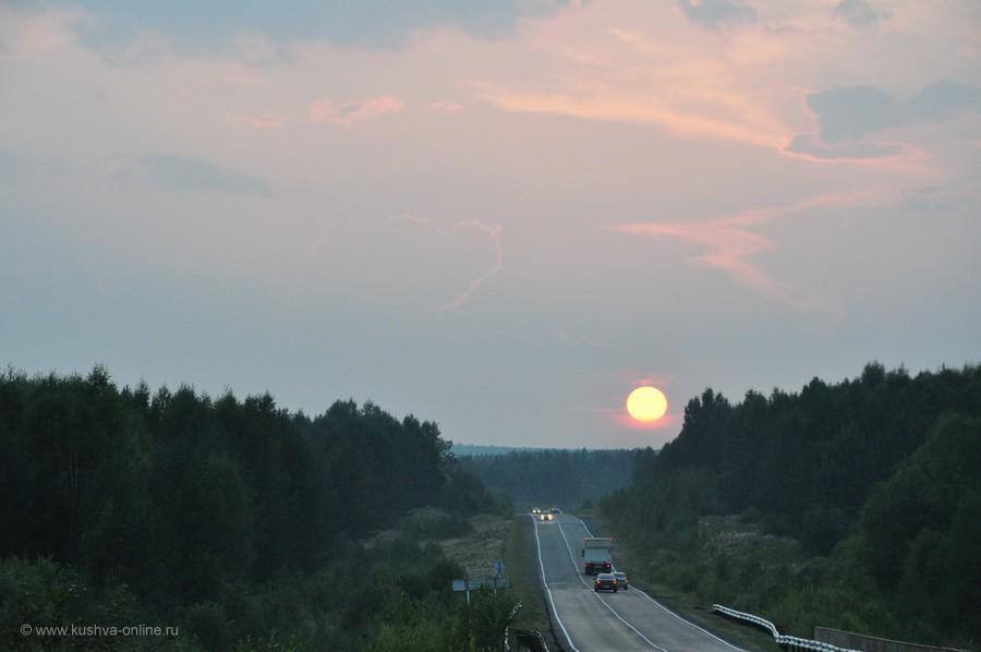Фото дня от 21 августа 2013 г. г. Автор: Марина Савченкова