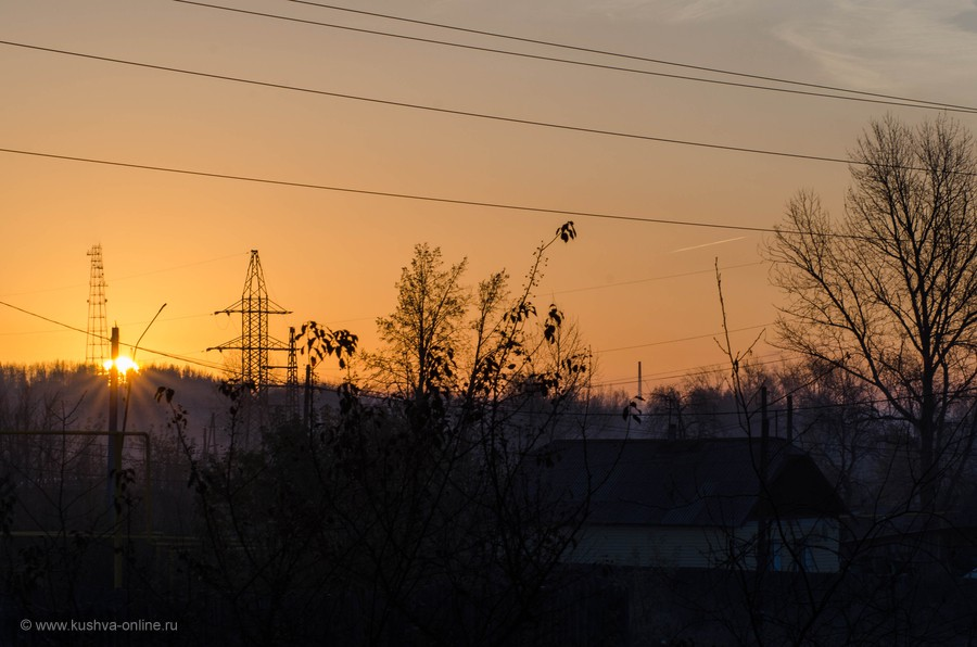 Фото дня от 18 ноября 2013 г. г. Автор: Андрей Бородулин